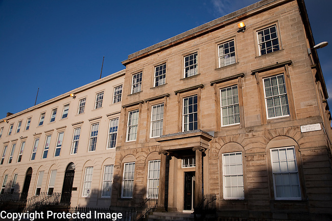 Tradition Architecture in Blythswood Square, Glasgow, Scotland