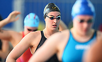 Corina Doyle. Swimming New Zealand National Short Course Championships, National Aquatic Centre, New Zealand, Saturday 6th October 2018. Photo: Simon Watts/www.bwmedia.co.nz
