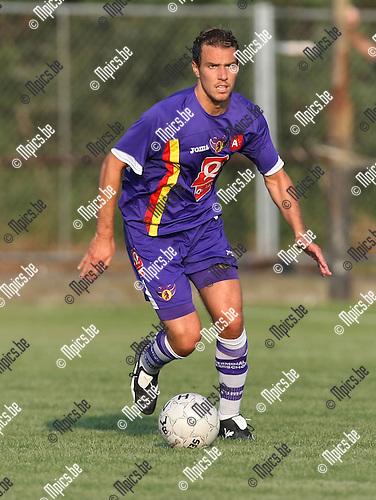 2009-06-27 / Voetbal / Germinal Beerschot seizoen 2009-2010 / Mark de Man..Foto: Maarten Straetemans (SMB)