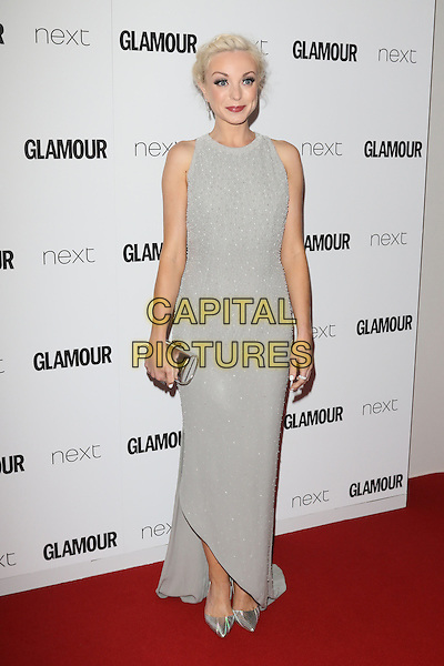 LONDON, ENGLAND -Helen George at the Glamour Magazine 'Woman of the Year' Awards at Berkeley Square Gardens, on June 2nd 2015 in London, England<br /> CAP/ROS<br /> &copy;Steve Ross/Capital Pictures