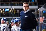 Stockholm 2015-09-30 Ishockey Hockeyallsvenskan AIK - Leksands IF :  <br /> Leksands tr&auml;nare huvudtr&auml;nare Sjur Robert Nilsen under matchen mellan AIK och Leksands IF <br /> (Foto: Kenta J&ouml;nsson) Nyckelord:  AIK Gnaget Hockeyallsvenskan Allsvenskan Hovet Johanneshov Isstadion Leksand LIF portr&auml;tt portrait
