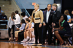 20 November 2016: UNC head coach Sylvia Hatchell. The University of North Carolina Tar Heels hosted the Bucknell University Bisons at Carmichael Arena in Chapel Hill, North Carolina in a 2016-17 NCAA Women's Basketball game. UNC won the game 65-50.