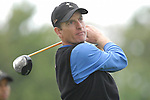 Ryder Cup 206 K Club, Straffan, Ireland..American Ryder Cup team player Jim Furyk tees off on the 5th hole during the morning fourballs session of the second day of the 2006 Ryder Cup at the K Club in Straffan, Co Kildare, in the Republic of Ireland, 23 September 2006...Photo: Eoin Clarke/ Newsfile.