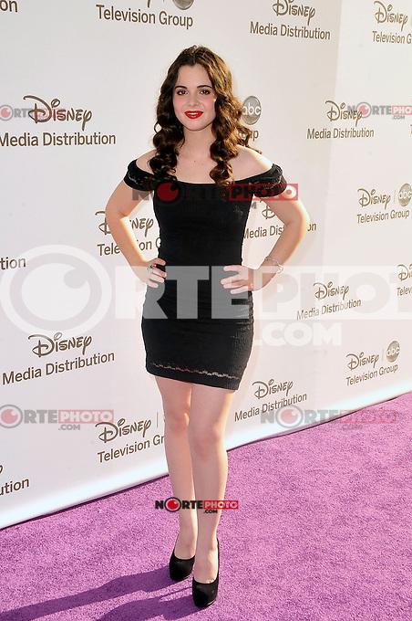 Vanessa Marano at the Disney Media Networks International Upfronts at Walt Disney Studios on May 20, 2012 in Burbank, California. ©mpi35/MediaPunch Inc.