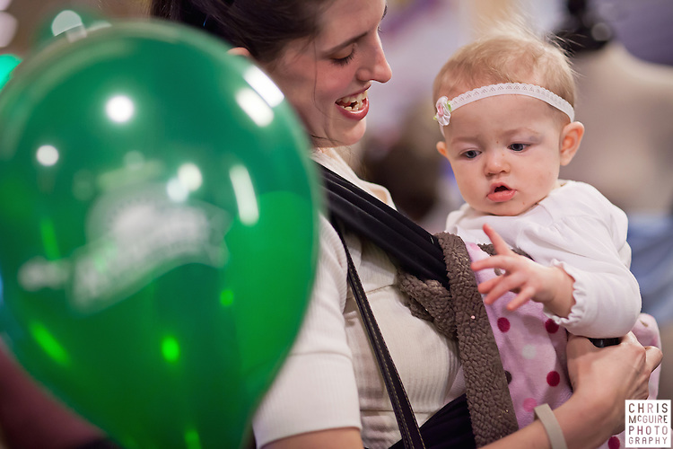 02/12/12 - Kalamazoo, MI: Kalamazoo Baby & Family Expo.  Photo by Chris McGuire.  R#5