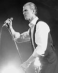David Bowie 1976<br /> &copy; Chris Walter