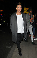 Matt Terry at The Inside Soap Awards 2017, The Hippodrome, Cranbourn Street, London, England, UK, on Monday 06 November 2017.<br /> CAP/CAN<br /> &copy;CAN/Capital Pictures