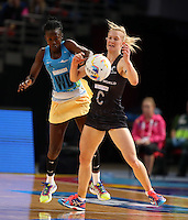 Silver Ferns v Barbados 070815