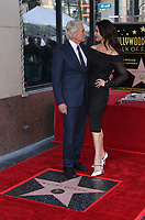 Hollywood, CA - November 06 Michael Douglas, Catherine Zeta-Jones, Attends Michael Douglas Honored With Star On The Hollywood Walk Of Fame on November 06, 2018. <br /> CAP/MPI/FS<br /> &copy;FS/MPI/Capital Pictures