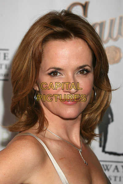 """LEA THOMPSON.""""What A Pair!"""" 5th Annual Celebrity Concert to Benefit the John Wayne Cancer Institute at the Orpheum Theatre, Los Angeles, California, USA..June 3rd, 2007.headshot portrait.CAP/ADM/BP.©Byron Purvis/AdMedia/Capital Pictures"""