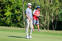 Andrew Putnam (USA) on the 2nd fairway during the final round at the WGC HSBC Champions 2018, Sheshan Golf CLub, Shanghai, China. 28/10/2018.<br /> Picture Fran Caffrey / Golffile.ie<br /> <br /> All photo usage must carry mandatory copyright credit (&copy; Golffile | Fran Caffrey)