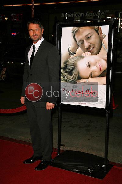 Gerard Butler<br />