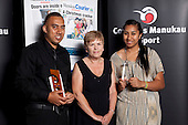 Counties Manukau Sport Sporting Excellence Awards held at Testra Clear Pacific Events Centre, Manukau, on Thursday 9th December 2010.