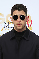 06 January 2018 - West Hollywood, California - Nick Jonas. 5th Anniversary &ldquo;Gold Meets Golden&rdquo; event held at The House on Sunset. 2018 Gold Meet Golden is a Hollywood Send-Off to the athletes competing in the upcoming PyeongChang Winter Games, with a special focus on Empowering Women in Hollywood &amp; Sport. <br /> CAP/ADM/FS<br /> &copy;FS/ADM/Capital Pictures