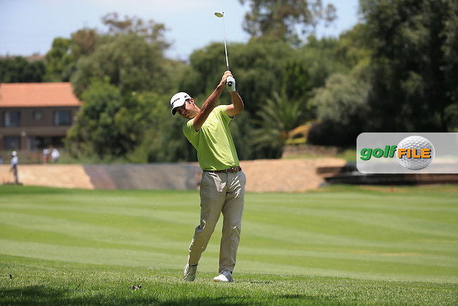 Jorge Campillo (ESP) in action during Round Three of the 2016 BMW SA Open hosted by City of Ekurhuleni, played at the Glendower Golf Club, Gauteng, Johannesburg, South Africa.  09/01/2016. Picture: Golffile | David Lloyd<br /> <br /> All photos usage must carry mandatory copyright credit (&copy; Golffile | David Lloyd)
