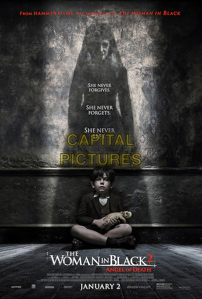 POSTER ART<br /> in The Woman in Black 2: Angel of Death (2014) <br /> *Filmstill - Editorial Use Only*<br /> CAP/FB<br /> Image supplied by Capital Pictures