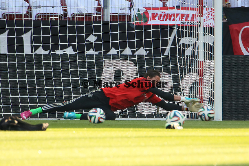 Roman Weidenfeller (D) - Deutschland vs. Armenien in Mainz