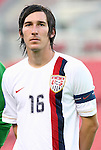 15 March 2008: Sacha Kljestan (USA). The United States U-23 Men's National Team defeated the Honduras U-23 Men's National Team 1-0 at Raymond James Stadium in Tampa, FL in a Group A game during the 2008 CONCACAF's Men's Olympic Qualifying Tournament.