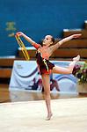 Rhythmic Gymnastics National Championships 2007.Stoke on Trent.<br /> Photos by Alan Edwards&copy;
