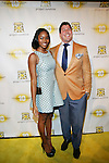 "Sports Illustrated Swimsuit Model Damaris Lewis and New York Giants David Diehl Attend Tenth Annual Project Sunshine Benefit, ""Ten Years of Evenings Filled with Sunshine"" honoring Dionne Warwick, Music Legend and Humanitarian Presented by Clive Davis Held At Cipriani 42nd street"