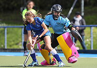 Marie Cup Cup Hockey Bronze  Final, St Kents v Waiarapa College, Lloyd Elsmore Park, Auckland, New Zealand, Saturday September 2019. Photo: Simon Watts/www.bwmedia.co.nz/HockeyNZ