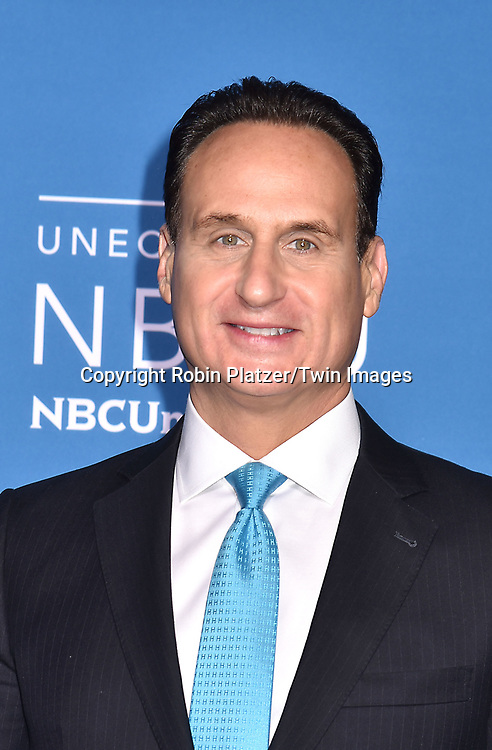 Jose Diaz-Balart attends the NBCUNIVERSAL 2017 UPFRONT on May 15, 2017 at Radio City Music Hall in New York, New York, USA.<br /> <br /> photo by Robin Platzer/Twin Images<br />  <br /> phone number 212-935-0770