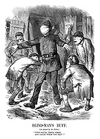 Victorian Era Crime Cartoons From Punch Magazine By John