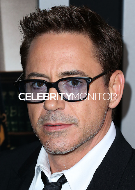 BEVERLY HILLS, CA, USA - OCTOBER 01: Robert Downey Jr. arrives at the Los Angeles Premiere Of Warner Bros. Pictures And Village Roadshow Pictures' 'The Judge' held at the Samuel Goldwyn Theatre at The Academy of Motion Picture Arts and Sciences on October 1, 2014 in Beverly Hills, California, United States. (Photo by Xavier Collin/Celebrity Monitor)