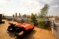 Roof Deck at 13-11 Jackson Avenue