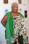 "MALIBU - OCT 21: Luenell at the ""Enter Miss Thang"" Book Launch Party at Cafe Habana on October 21, 2013 in Malibu, California"