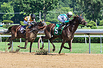 07172020:Jose Lezcano wins on Too Early trained by Linda Ricet at Saratoga 2020 <br /> Robert Simmons/Eclipse Sportswire