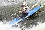 2011 European Senior Canoe Slalom - Final C1 Dones. La francesa Caroline Loir es proclama cmapiona d'europa i la catalana Nuria Vilarrubla es cinquena