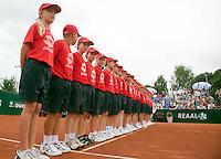 22-08-10, Tennis, Amstelveen, NTK, Nationale Tennis Kampioenschappen, Ballenkinderen