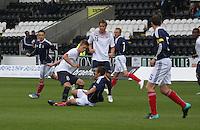 Scotland v Norway Under 21 Friendly 100811