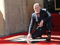 Actor Ed Harris on Hollywood Boulevard where he was honored with the 2,546th star on the Hollywood Walk of Fame.<br /> March 13, 2015  Los Angeles, CA<br /> Picture: Paul Smith / Featureflash