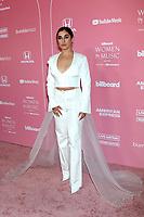 LOS ANGELES - DEC 12:  Lauren Jauregui at the 2019 Billboard Women in Music Event at Hollywood Palladium on December 12, 2019 in Los Angeles, CA