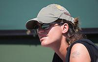 AMELIE MAURESMO (FRA)<br /> <br /> Tennis - BNP PARIBAS OPEN 2015 - Indian Wells - ATP 1000 - WTA Premier -  Indian Wells Tennis Garden  - United States of America - 2015<br /> &copy; AMN IMAGES