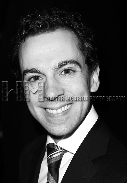 Rob McClure attending the 2013 Tony Awards Meet The Nominees Junket  at the Millennium Broadway Hotel in New York on 5/1/2013...