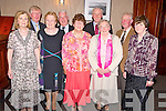 Pictured at the County pioneer social in the Heights Hotel, Killarney on Friday night were Eileen and Michael Devane, Aunascaul, Marie and Jim Tracey, Kilkenny, Nora O'Connor, Inch, Michael O'Connor, Dingle, Sr de Sales, Dingle, James Brosnan, Dingle and Mary Kennedy, Aunascaul.