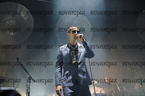 RICHARD ASHCROFT - performing live at the Roundhouse in London UK - 16 May 2016.  Photo credit: Zaine Lewis/IconicPix
