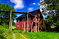 McNeel Mill in West Virginia near Cranberry Glades Botanical Area on Hwy 219