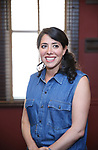 Rachel Chavkin during the Josh Groban Sardi's Portrait Unveiling  at Sardi's on June 2, 2017 in New York City.