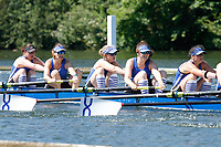 Race: 114 Event: C8 Heat - Sons of Thames vs Galway Rowing Club (IRE)<br /> <br /> Henley Women's Regatta 2017<br /> <br /> To purchase this photo, or to see pricing information for Prints and Downloads, click the blue 'Add to Cart' button at the top-right of the page.
