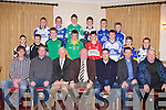 LAUNCH: Launching the new underage Central Region divisions at the Kerins O'Rahilly's clubhouse on Tuesday 22nd of March...