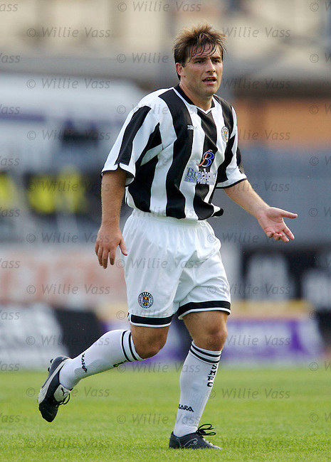 Ian Anderson, St Mirren.stock season 2006-2007.pic willie vass