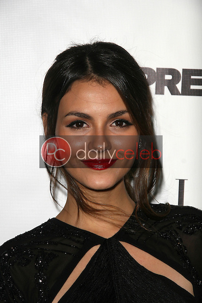 Victoria Justice<br /> at the ELLE and Express &quot;25 at 25&quot; Event, Palihouse, West Hollywood, CA. 10-07-10<br /> David Edwards/Dailyceleb.com 818-249-4998