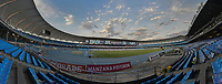 CALI - COLOMBIA, 30-08-2019: Panorámica del estadio previo al partido entre América de Cali y Atlético Nacional por los cuartos de final vuelta de la Liga Femenina Aguila 2019 jugado en el estadio Pascual Guerrero de la ciudad de Cali. / Panoramic view of the stadium prior the second leg match for the quaterfinals as part of Aguila Women League 2019 between America de Cali and Atletico Nacional played at Pascual Guerrero stadium in Cali. Photo: VizzorImage / Gabriel Aponte / Staff