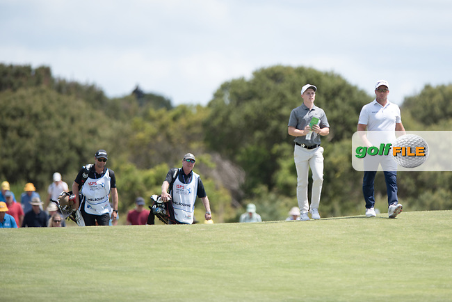 Ryan Fox (NZL) during the 2nd round of the VIC Open, 13th Beech, Barwon Heads, Victoria, Australia. 08/02/2019.<br /> Picture Anthony Powter / Golffile.ie<br /> <br /> All photo usage must carry mandatory copyright credit (&copy; Golffile | Anthony Powter)