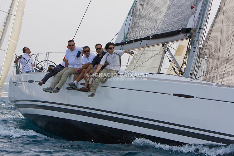 ESP8255, CARMELETA, VICENTE MONTORO VILLAGRASA, R.C.N. Valencia .XXI TrofeoPeñón de Ifach, Calpe-Formentera-Calpe, 4/6/2009 Real Club Náutico de Calpe