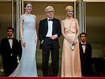 Emma Stone, Woody Allen and Parker Posey
